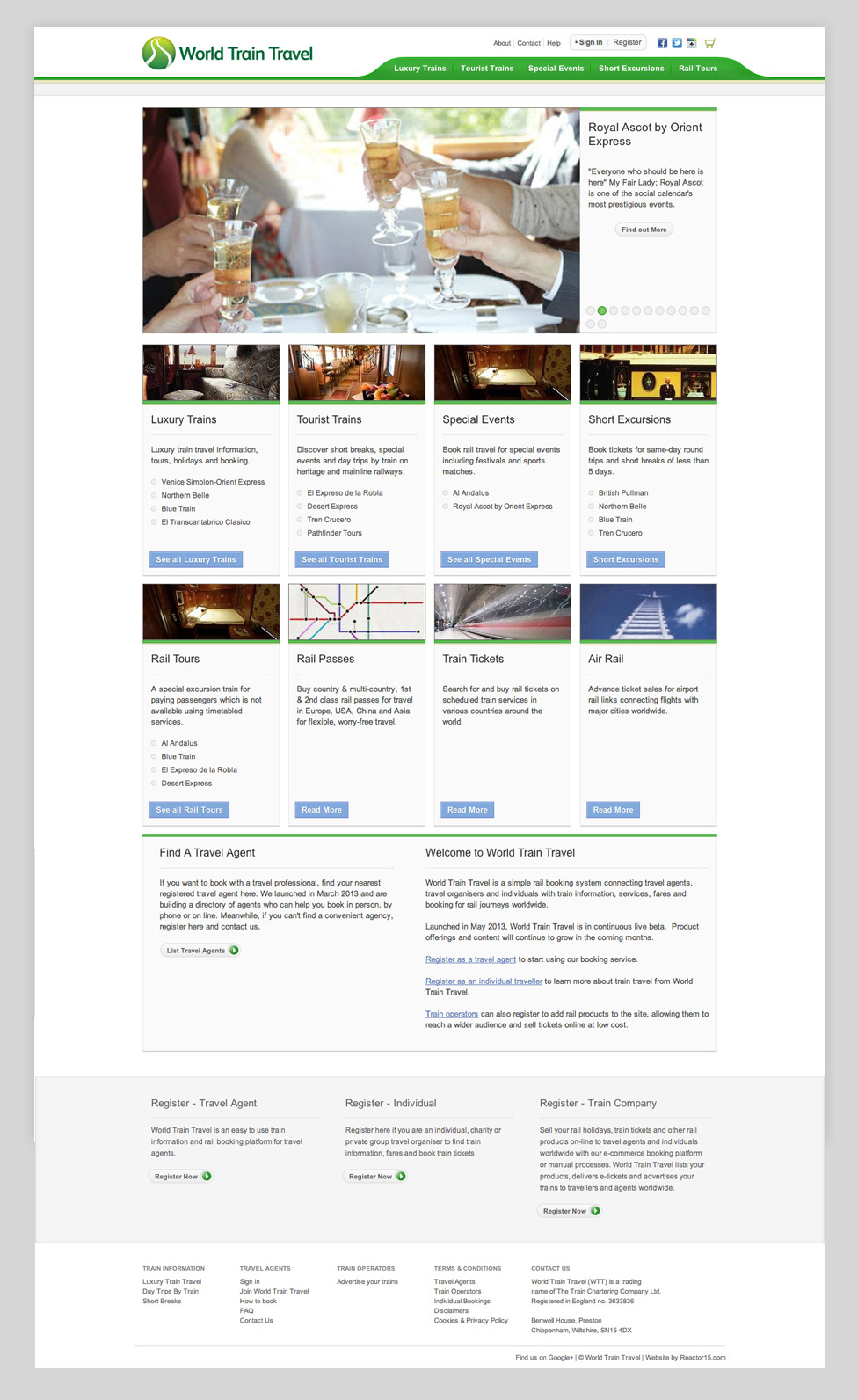 Reactor15   Graphic & web design agency in Exeter, Devon
