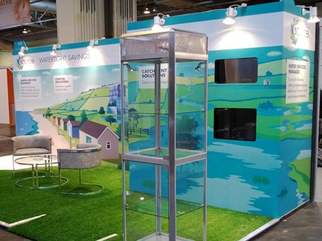Source for Business Exhibition Stand